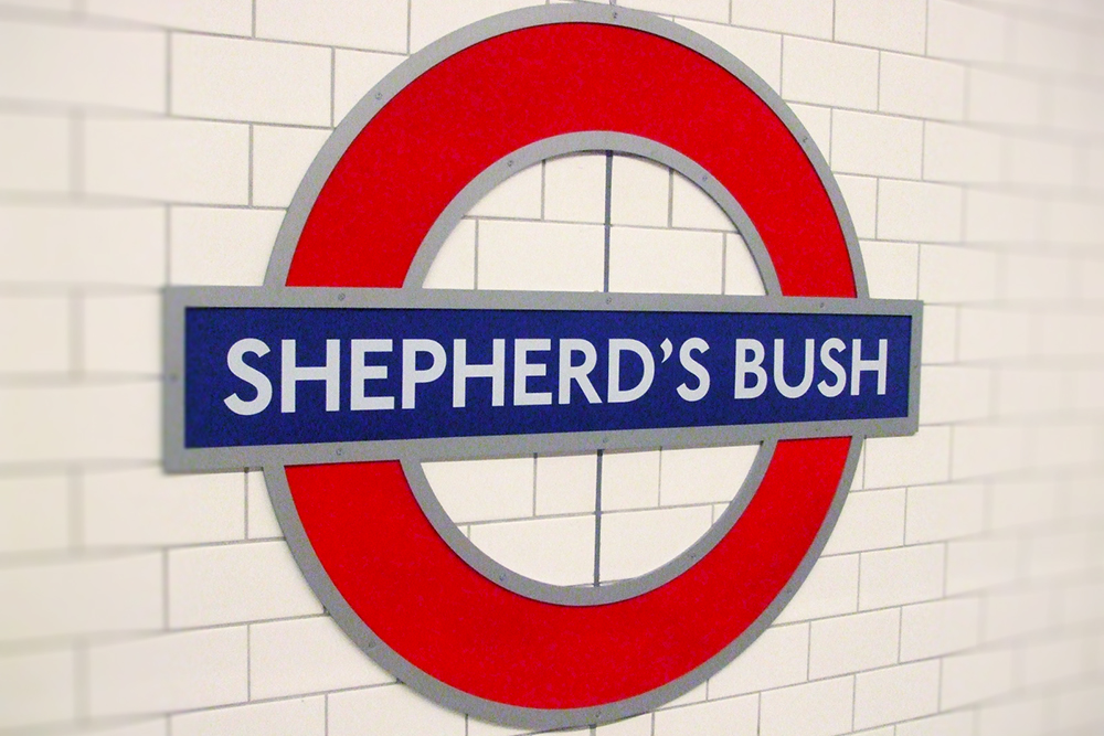 Shepherds Bush Road