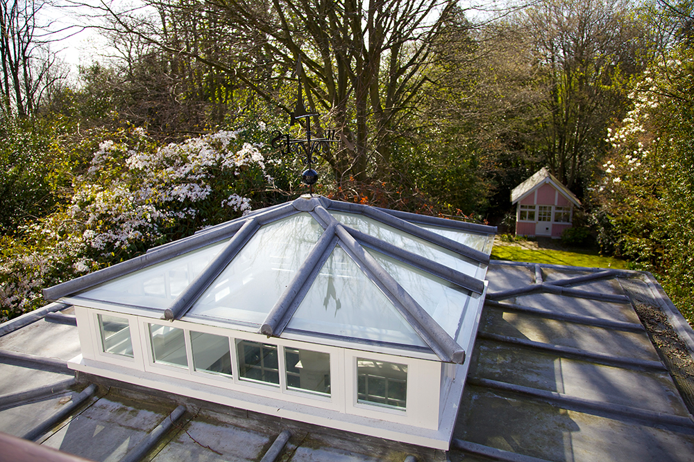 Robin Grove Conservatory. Architect: Peter Stern