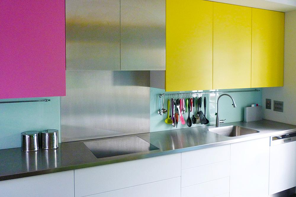 Kitchen, Denman Drive. Architect: Peter Stern
